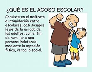 Sensibiliser contre le harcèlement scolaire en espagnol