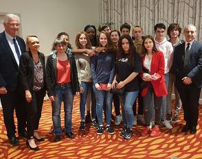 Concours de magazines scientifiques numériques en partenariat avec la mairie de Rambouillet