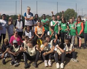 Journée d'intégration sportive pour les élèves de seconde professionnelle au lycée Bascan