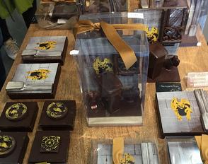 Gestion de projet : vente de chocolats par les élèves de 1re BacPro GA