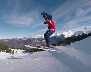 AS Bascan : vidéo du stage de ski 2020 aux Carroz d'Arâches, en Haute-Savoie