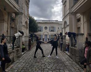 Le film « Danser ma ville »
