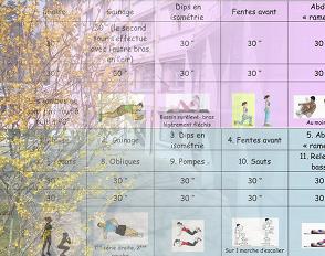 EPS : challenge vacances de printemps