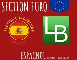 Ouverture d'une section euro espagnol au lycée Bascan, en septembre 2020
