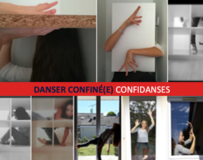Danser confiné(e)… Confidanses