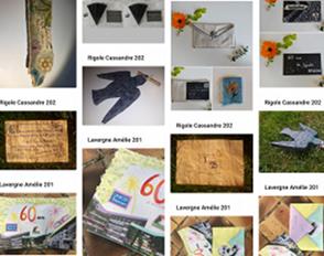Mailing Art sur le thème des 60 ans du lycée Louis-Bascan