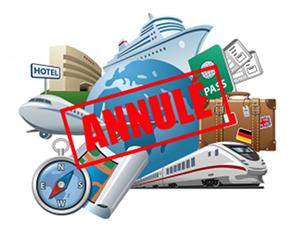 Remboursement des voyages annulés suite à la crise sanitaire