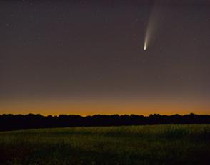 Neowise : la comète C/2020 F3 visible à l'œil nu en juillet 2020