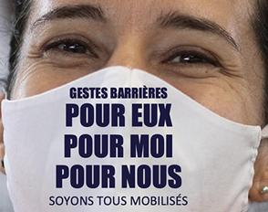 #TousAntiCovid : tous mobilisés !