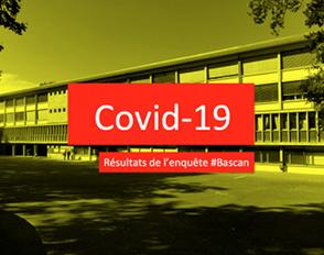 Restitution des résultats de l'enquête sur la Covid-19