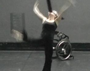 La spécialité danse démarre l'année 2021 avec l'artiste Julie Meyer-Heine