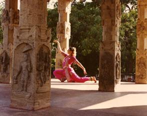 A la découverte du Bharata Natyam avec Kalpana