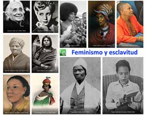 Feminismo y esclavitud