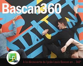 Á la découverte du lycée Bascan en… 360°