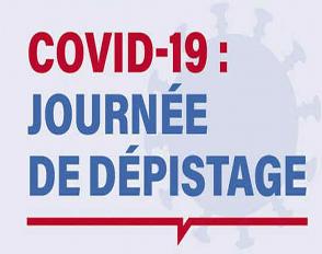 Journée de dépistage Covid19 avec les Ambassadeurs Santé du lycée Bascan