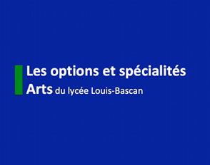 Les enseignements artistiques à Bascan