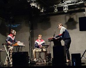 Un concert électrique à Bascan