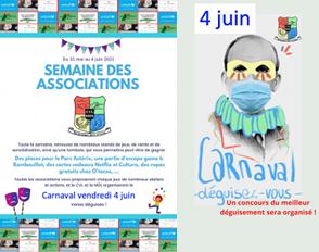 Semaine des associations lycéennes à Bascan