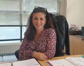 Sara Quertinier, nouvelle proviseure-adjointe du lycée Bascan