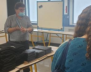 Troisième rentrée numérique pour tous les nouveaux élèves de Seconde au lycée Bascan
