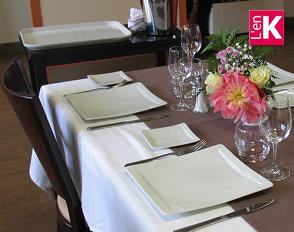 Réouverture au public de l'EnK, le restaurant d'application du lycée Bascan